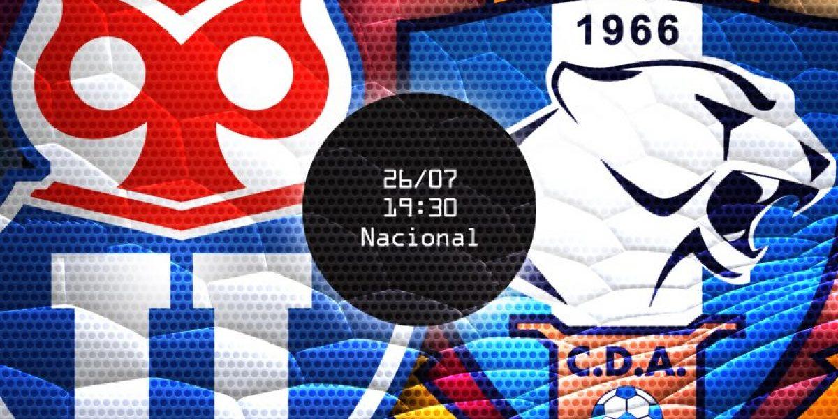 Unión con Colo Colo abren el Apertura: revisa la programación de la primera fecha