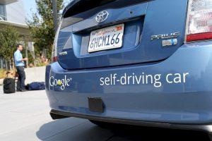 Pero Google ha tomado la delantera con sus autos sin conductor Foto:Getty Images. Imagen Por: