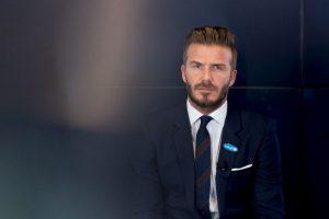 David Beckham dejó el fútbol en 2013, pero continúa siendo un ídolo para millones de aficionados. Foto:Getty Images. Imagen Por: