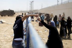 La Organización de las Naciones Unidas (ONU) informó que el número de refugiados por la violencia en Siria alcanza los 4.27 millones, de acuerdo a la Agencia de la ONU para los Refugiados. Foto:Getty Images. Imagen Por: