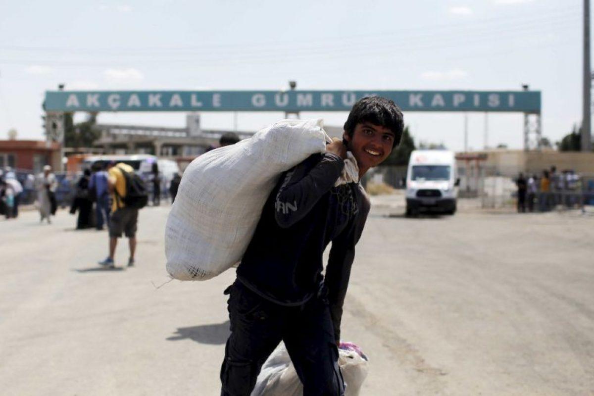 Según la ACNUR, 249 mil 726 está en Irak. Foto:Getty Images. Imagen Por: