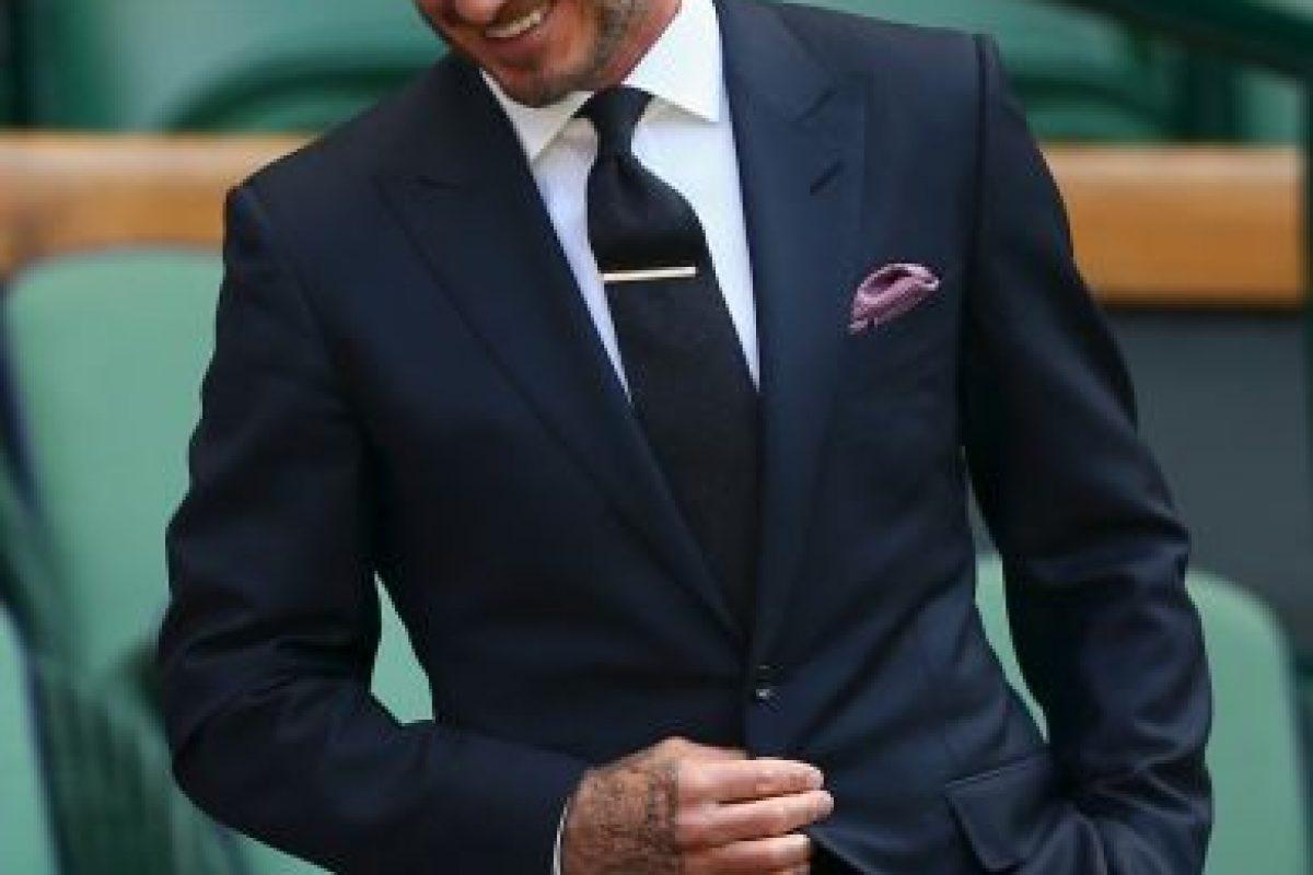 Beckham ha sido la imagen de varias marcas de moda, e incluso tiene su línea de ropa en coordinación con H&M. Foto:Getty Images. Imagen Por: