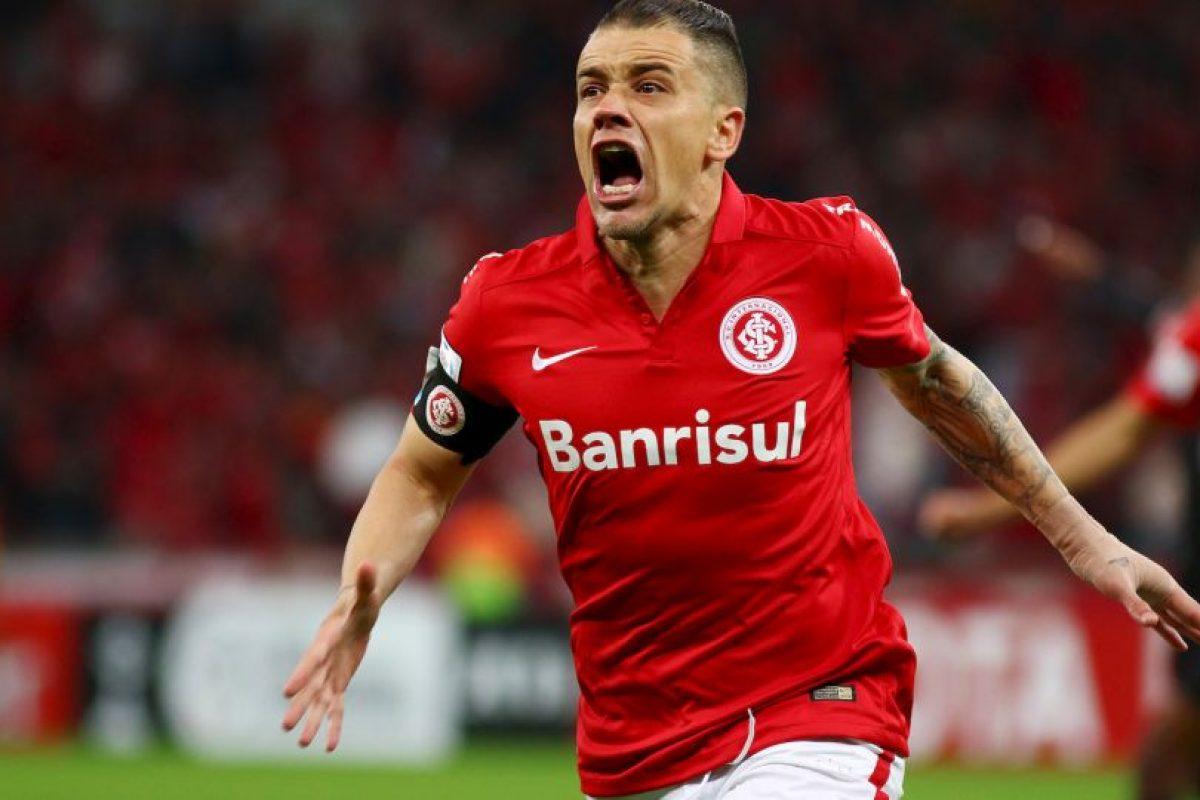Los goles de fueron de Andrés D'Alessandro. Foto:Getty Images. Imagen Por: