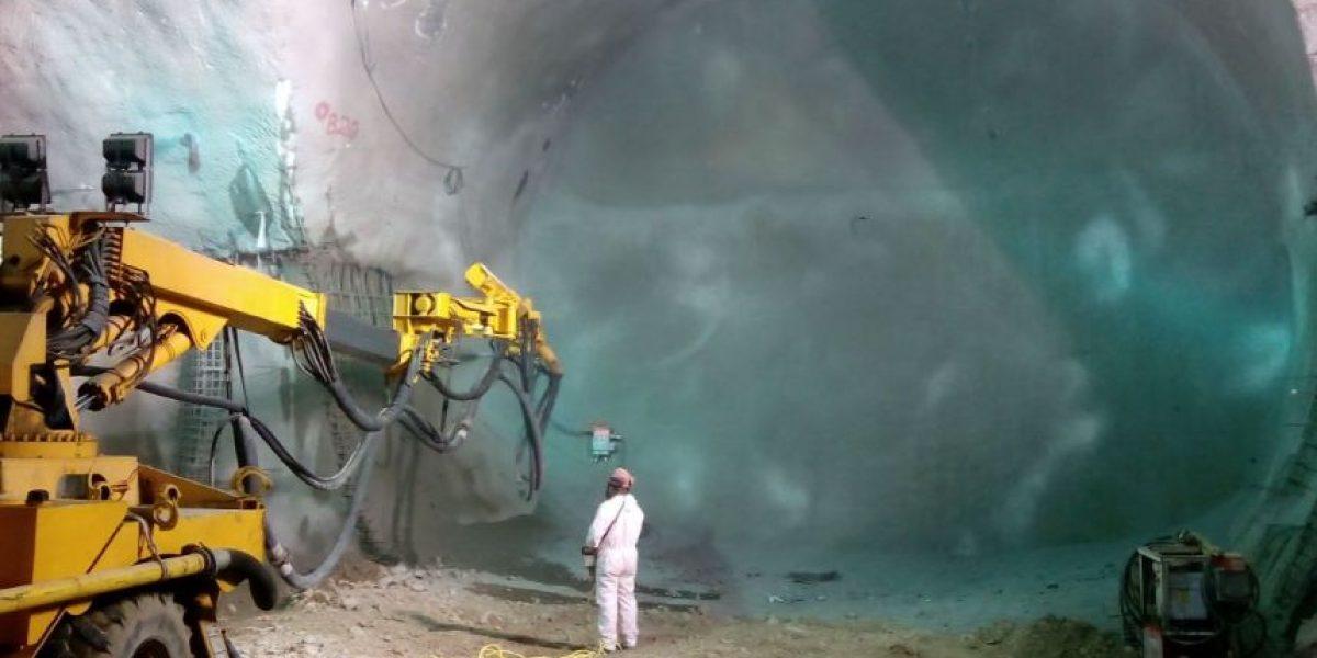 Así avanza la construcción de la Línea 6 del Metro
