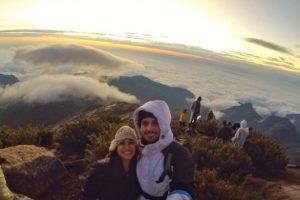 Ellos son brasileños. Se llaman Leonardo Pereira y Victoria Náder. Foto:vía Instagram. Imagen Por: