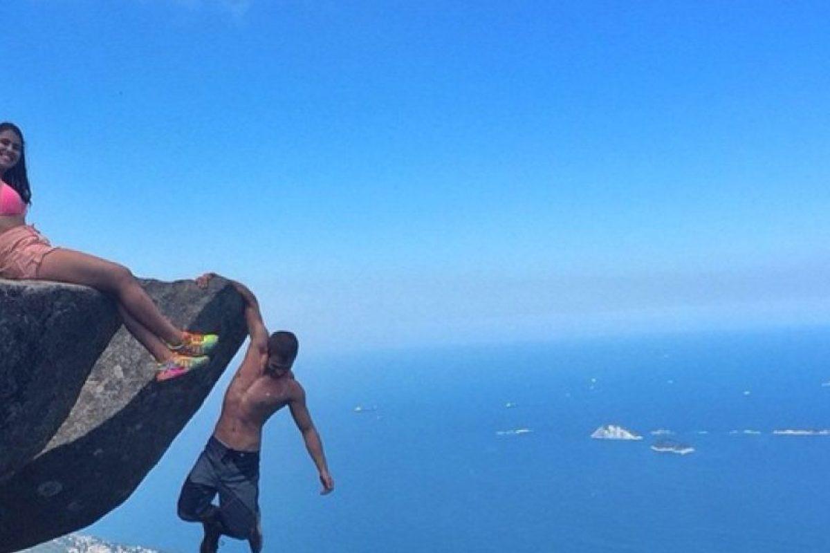 Y aman el riesgo. Foto:vía Instagram. Imagen Por: