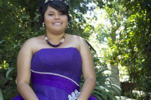 Es una adolescente de clase baja con aspiraciones que vive en Cocoyotl. Foto:vía NUEVON. Imagen Por: