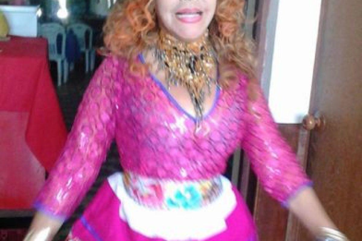 """Judith Bustos se hizo famosa a sus 60 años con el sencillo """"Nuevo Amanecer·. Foto:vía Facebook/Tigresa del Oriente. Imagen Por:"""