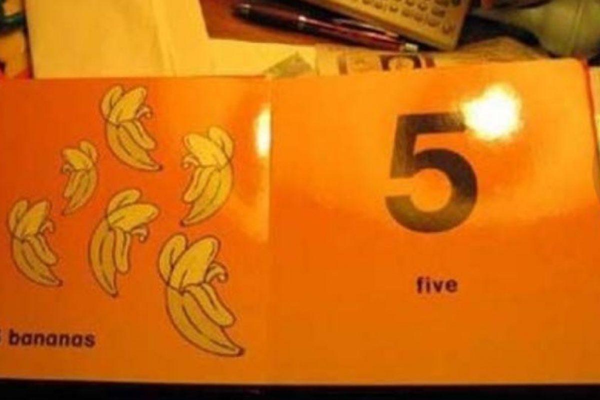 ¿Cinco o seis? Foto:Imgur. Imagen Por: