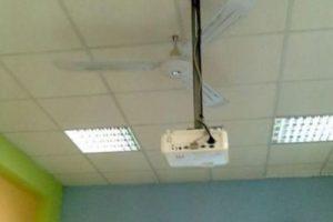 Sin ventilación gracias a ese proyector Foto:Tumblr. Imagen Por: