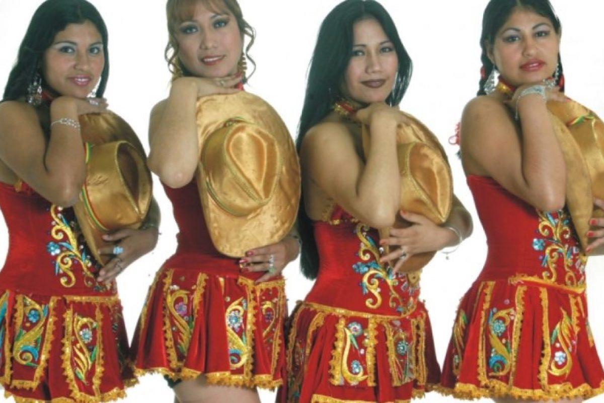 """""""Las chicas terremoto"""". Foto:vía FNNA. Imagen Por:"""