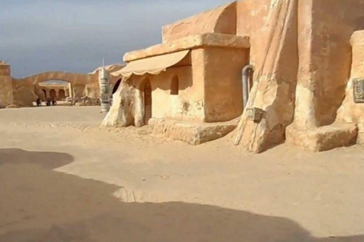 2. ONG Jemel en Túnez Foto:Vía Youtube. Imagen Por: