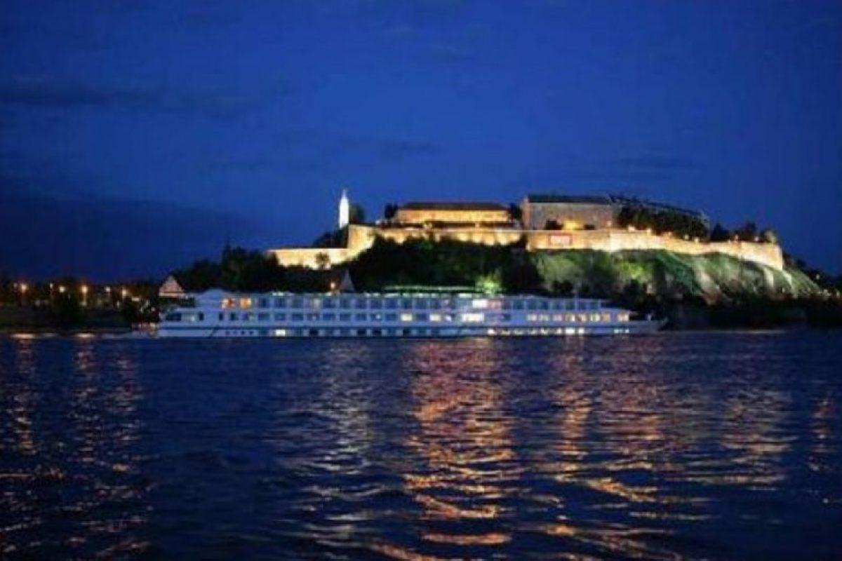 6. Petrovaradin Fortaleza en Novi Sad en Serbia Foto:Wikimedia. Imagen Por: