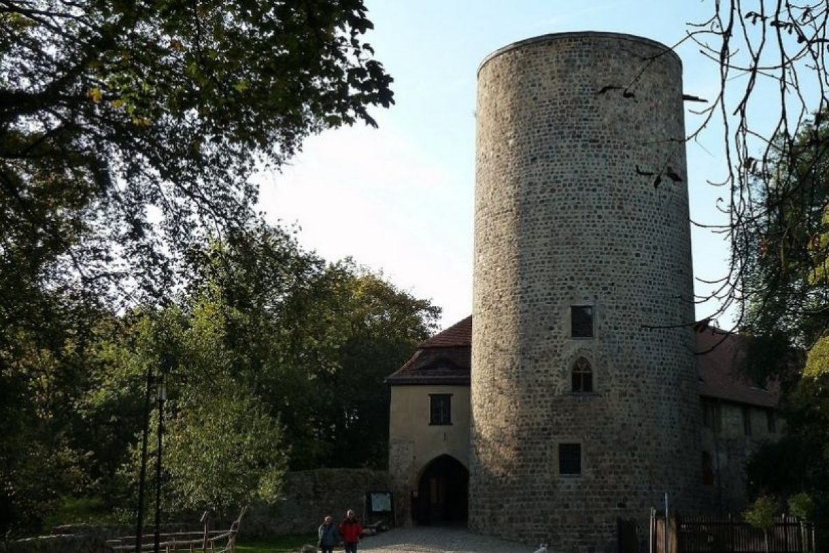 10. Burg Rabenstein en Flaming, Alemania. Foto:panoramio. Imagen Por:
