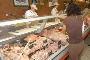 Algunas de estas bacterias presentes en el animal utilizado para la producción de alimentos pueden contaminar la superficie de su carne durante el procesamiento. Foto:Pinterest. Imagen Por: