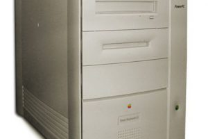 El 31 de enero de ese año se la marca lanzó el Power Macintosh G3 AIO una computadora personal de escritorio Foto:Apple. Imagen Por: