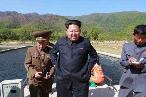 Al parecer el diseño del nuevo aeropuerto de la capital de Corea del Norte no fue del gusto del líder Kim Jong-un y por esa razón mando ejecutar al arquitecto. Foto:AFP. Imagen Por: