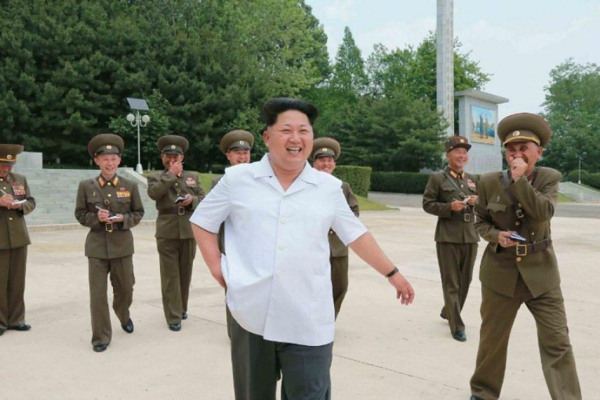 3. Kim Jong-un, acusado de ordenar ejecuciones Foto:AFP. Imagen Por: