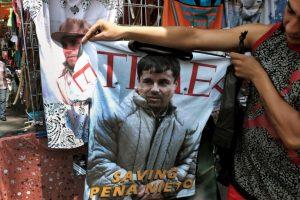 """Se lee en la descripción """"Salvando a México"""", en referencia a la portada de la revista Time en la que salió el presidente Enrique Peña Nieto Foto:AFP. Imagen Por:"""