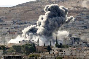 Los ataques se realizaron en la madrugada del viernes. Foto:Getty Images. Imagen Por:
