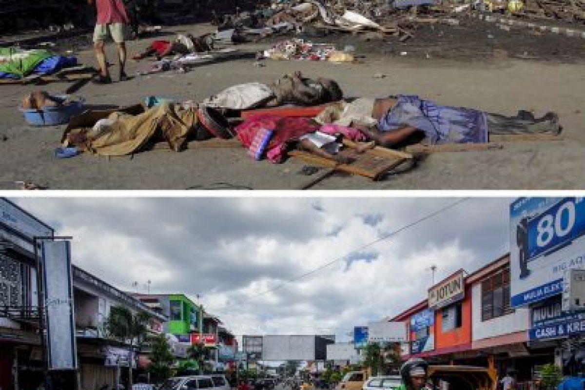 Imagen tomada en Bahía de Aceh, Indonesia Foto:Getty Images. Imagen Por: