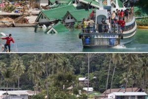 Imagen tomada en la isla Phi Phi, en Tailandia Foto:Getty Images. Imagen Por:
