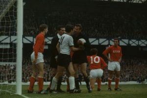 Final del Mundial Inglaterra 1966. Foto:Getty Images. Imagen Por:
