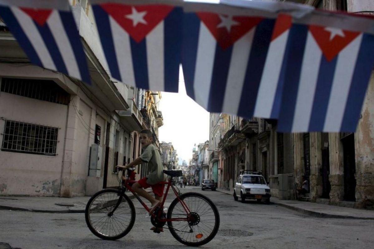4. Remoción de Cuba en la lista de países que patrocinan el terrorismo- Foto:Getty Images. Imagen Por: