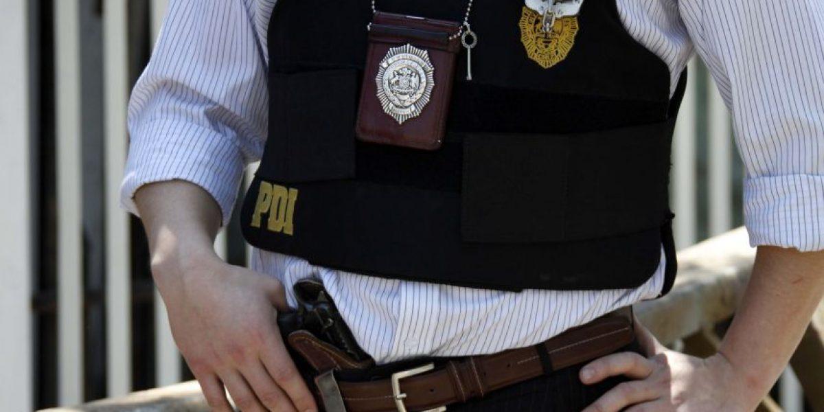 PDI detiene a dos personas tras tiroteo en La Reina