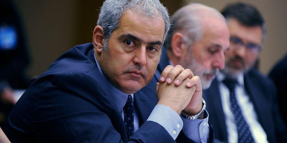"""Fiscal Chahuán y Penta SQM: """"Es muy posible que no haya cárcel"""""""