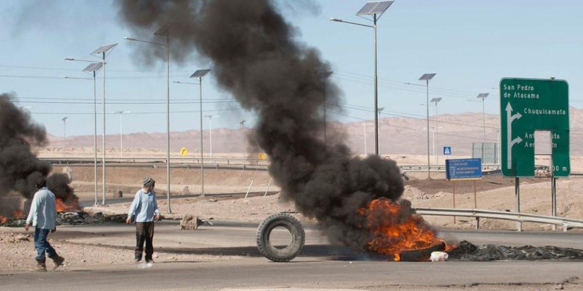 Codelco lamenta muerte de trabajador en protestas