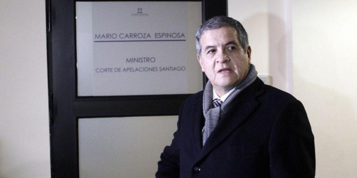 Caso Quemados: Juez Carroza procesaría por homicidio a detenidos