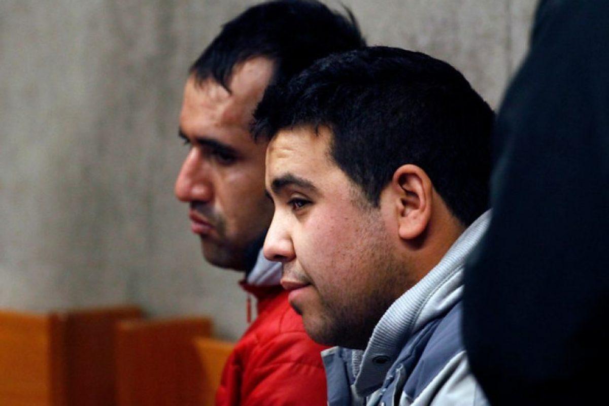 La formalización de los acusados Foto:Agencia Uno. Imagen Por: