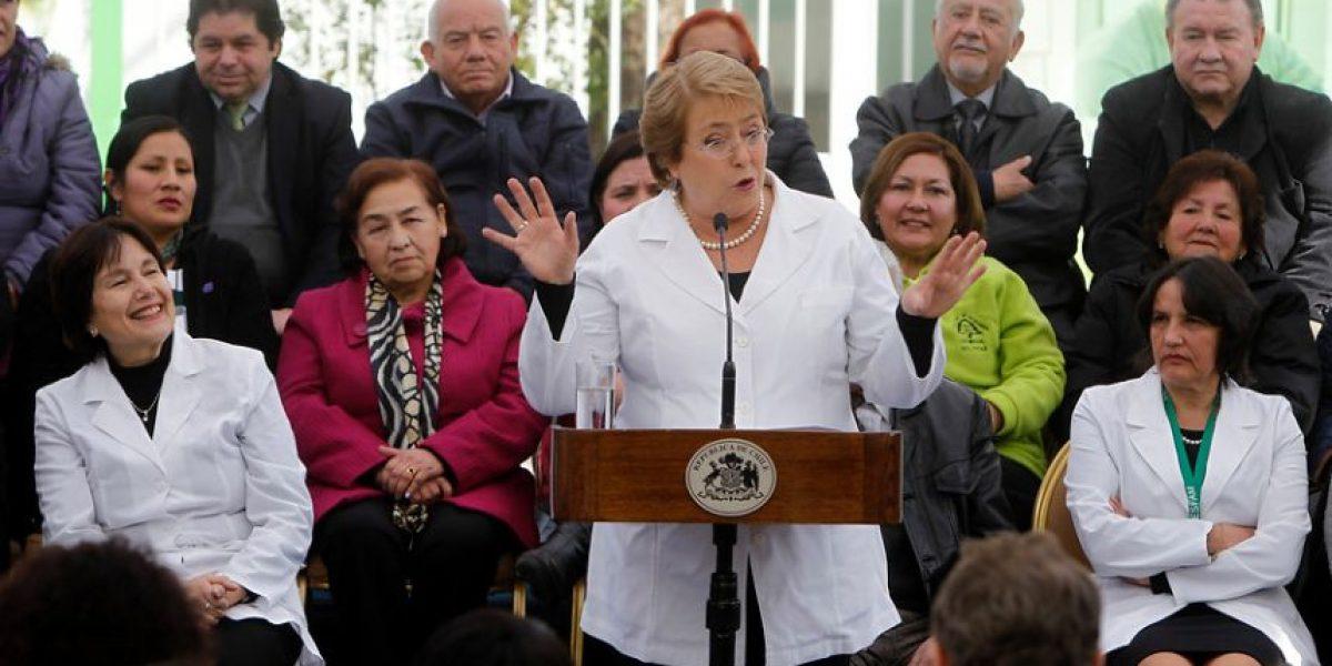 Bachelet condena