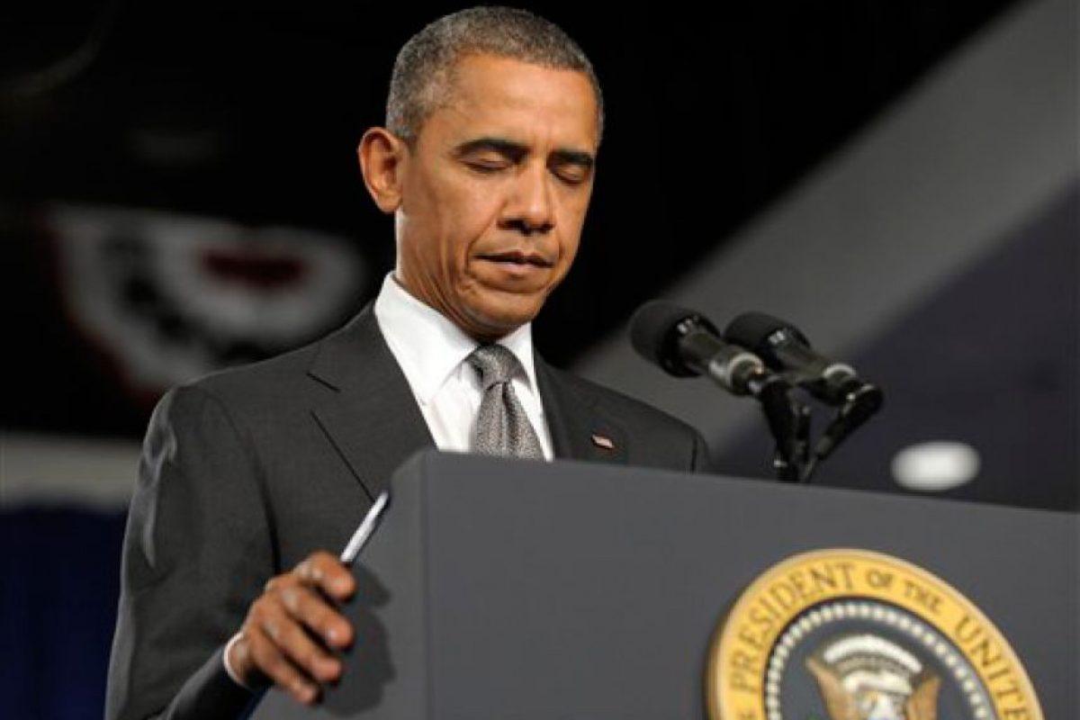 El presidente Obama da el pésame desde África a familias del tiroteo en cine Foto:Foto de archivo. Imagen Por: