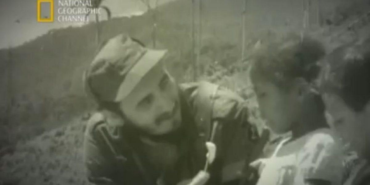 """NatGeo estrena documental """"Fidel"""""""