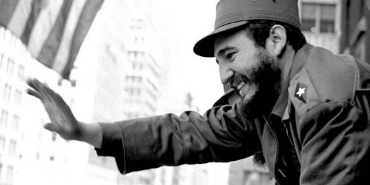 """Fidel: """"EEUU vendrá cuando tenga un presidente negro y el Papa sea latino"""