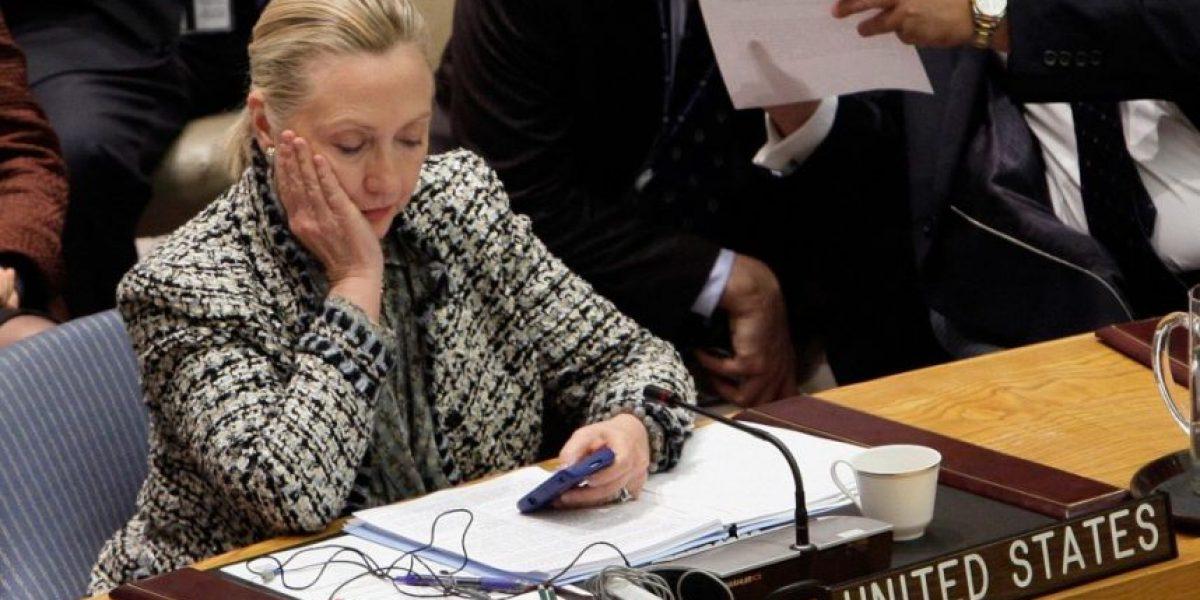 Dos inspectores piden a Justicia que investigue los emails de Hillary Clinton