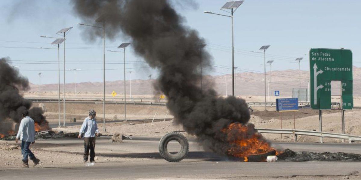 Parte policial: Minero baleado intentó atacar a Carabineros