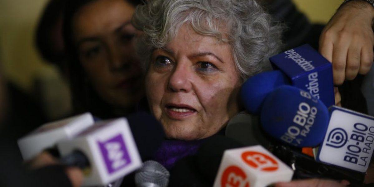Dura acusación de madre de Rodrigo Rojas de Negri contra Piñera y Lagos
