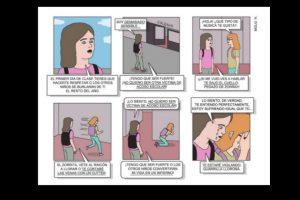El Acoso sexual es una forma de discriminación por razón de género, si bien los hombres pueden ser también objeto de acoso sexual, la realidad es que la mayoría de víctimas son mujeres. Foto:vía Tumblr/tagged/acoso. Imagen Por: