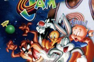 """""""Space Jam"""" se estrenó en 1996 y combinó acción real con dibujos animados. Foto:Wikimedia. Imagen Por:"""