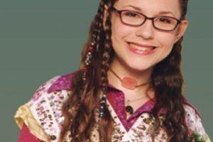 """Interpretó a """"Quinn"""", una chica muy inteligente que convirtió su cuarto en un laboratorio científico. Foto:Nickelodeon. Imagen Por:"""