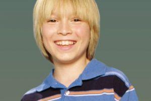 """Interpretó al pequeño """"Dustin"""", el hermano de """"Zoey"""". Foto:Nickelodeon. Imagen Por:"""