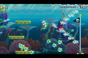 Esto es lo que podrán crear en este videojuego Foto:Nintendo. Imagen Por: