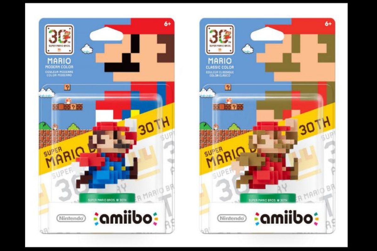 Su comercialización será en septiembre de este año Foto:Nintendo. Imagen Por: