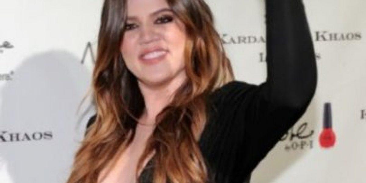 Khloé Kardashian demostró su talento para el twerking