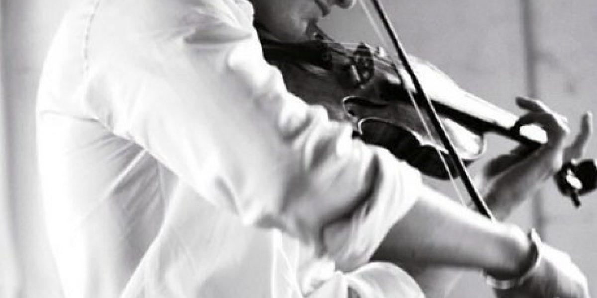 FOTOS: ¿Es este hombre el violinista más guapo de Instagram?