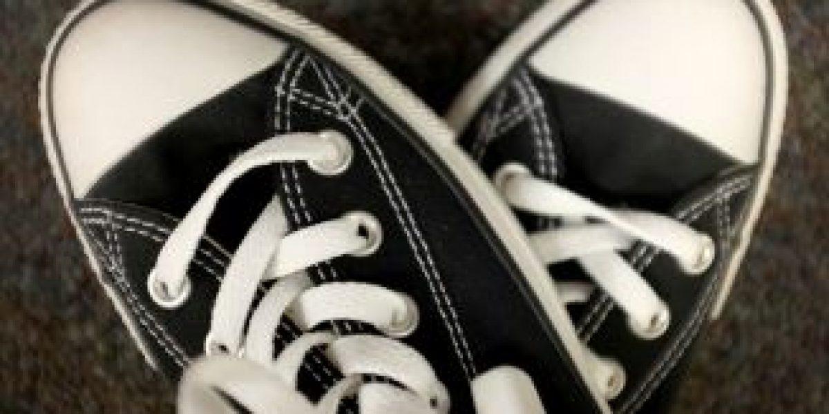 Converse cambia diseño de su clásica e histórica zapatilla