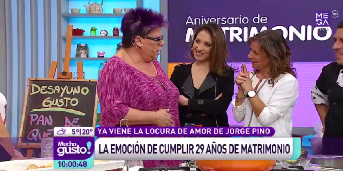 Paty Maldonado celebró 29 años de matrimonio con emotivo mensaje